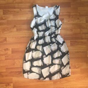 Needle & Thread Geometric Print Sheath Dress